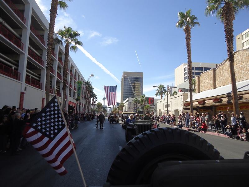 11 Novembre / veterans day 2017 a Las Vegas Dsc05817