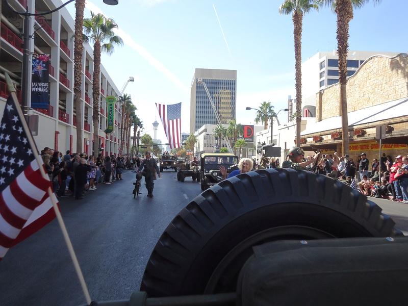 11 Novembre / veterans day 2017 a Las Vegas Dsc05819