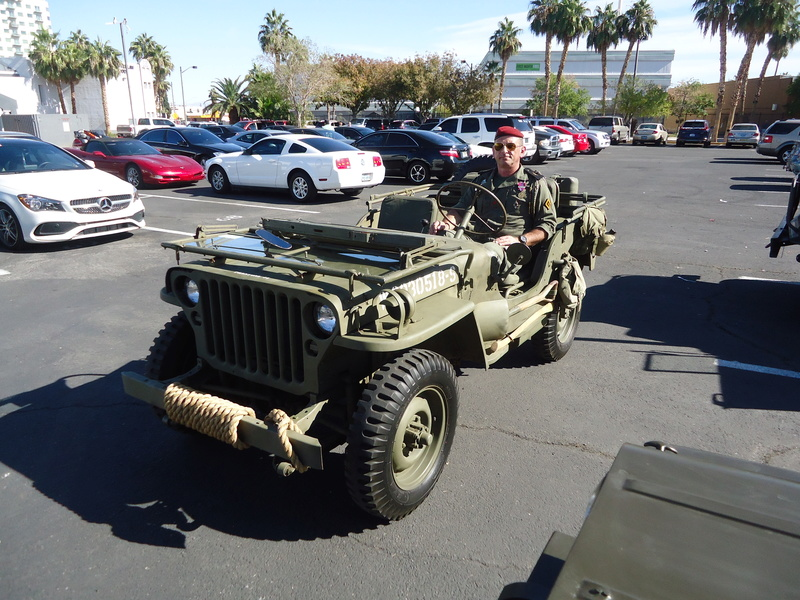 11 Novembre / veterans day 2017 a Las Vegas Dsc05820