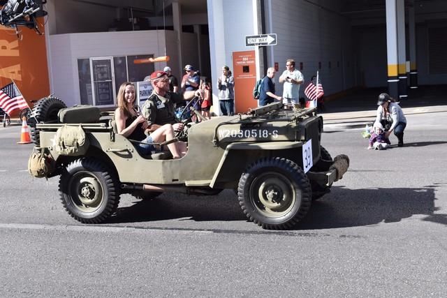 11 Novembre / veterans day 2017 a Las Vegas Vetpar10