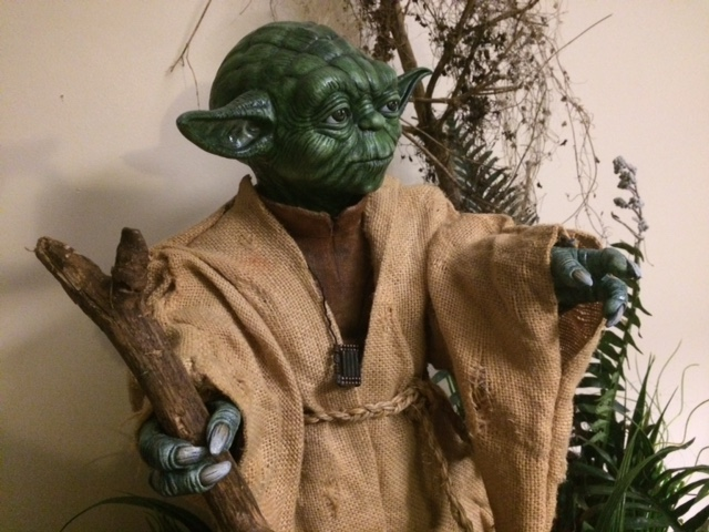 Customisation Yoda lifesized - Questions Yoda_j21