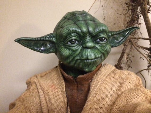 Customisation Yoda lifesized - Questions Yoda_j24