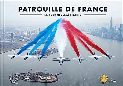Patrouille de France - La tournée Américaine  Patrou10