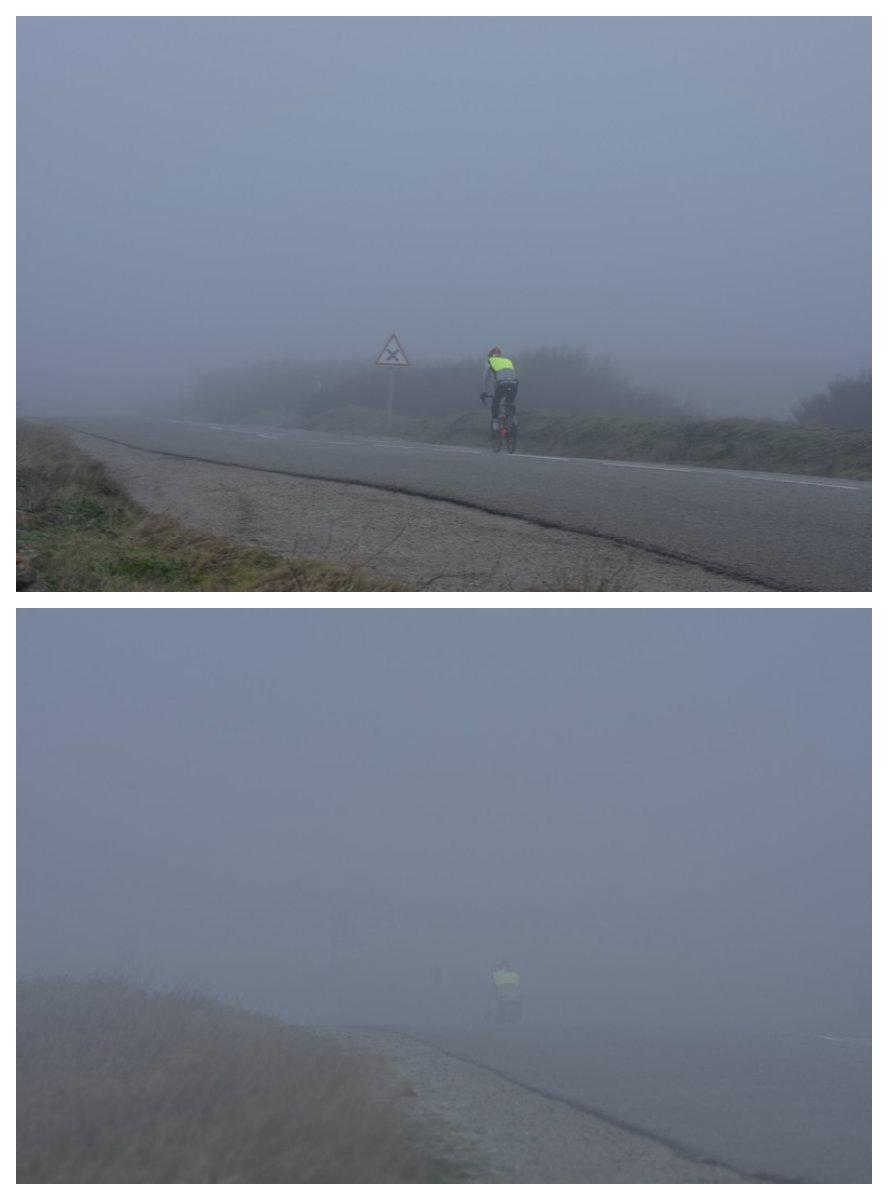 vélo dans la brume ! 211