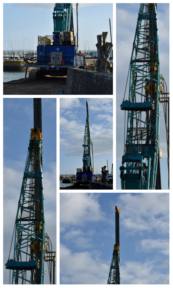 Chantier Port Haliguen Quiberon  2018 + 2019 + 2020 ! Bis10