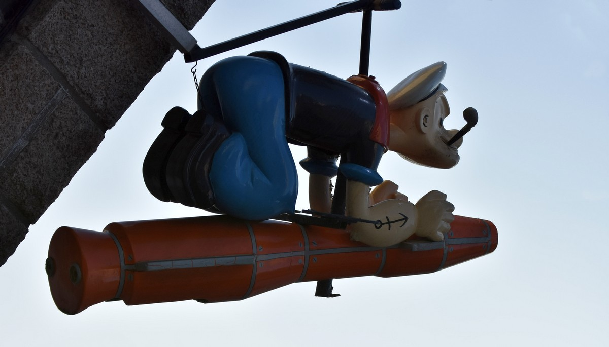 THE POPEYE THE SAILOR MAN Dsc_0811