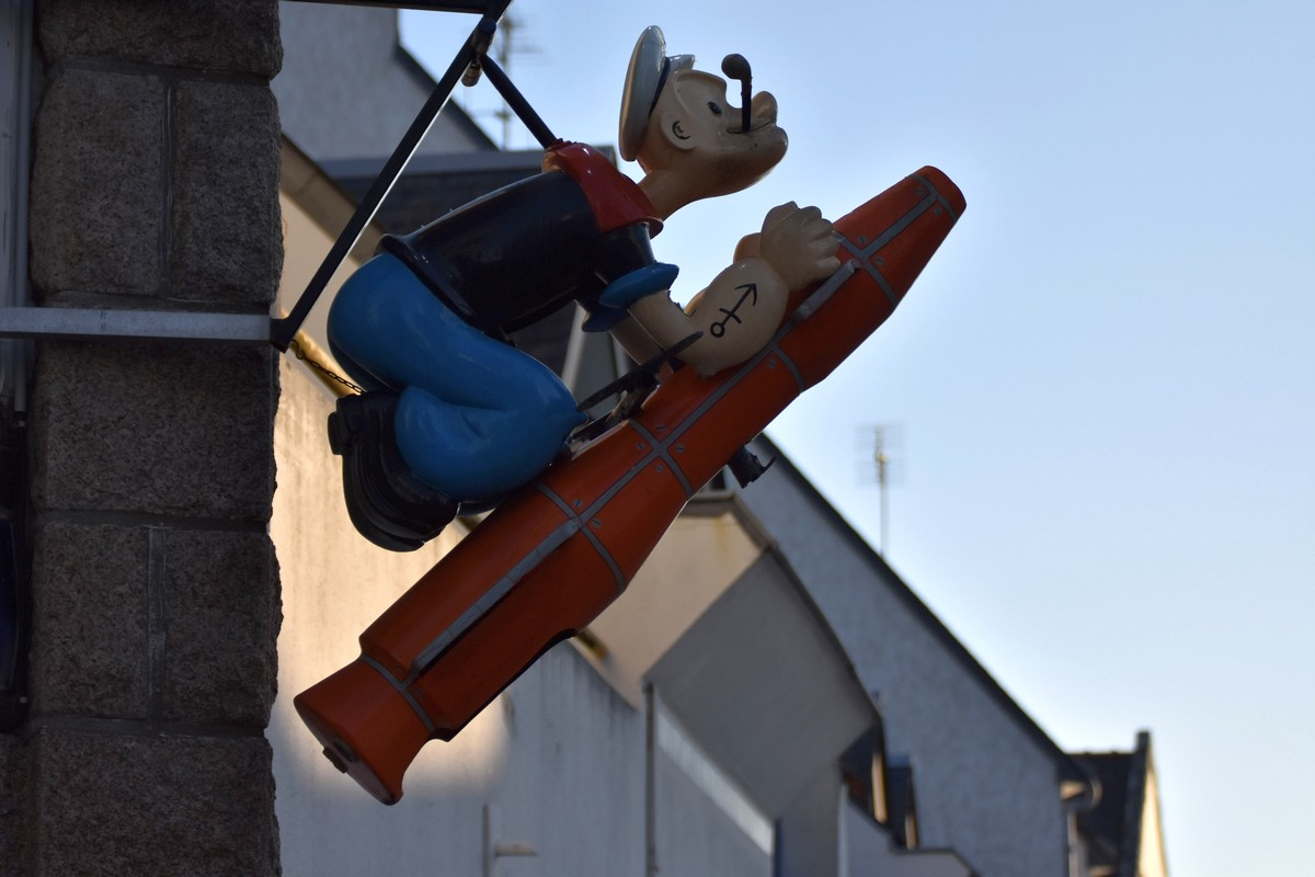 THE POPEYE THE SAILOR MAN Dsc_0812