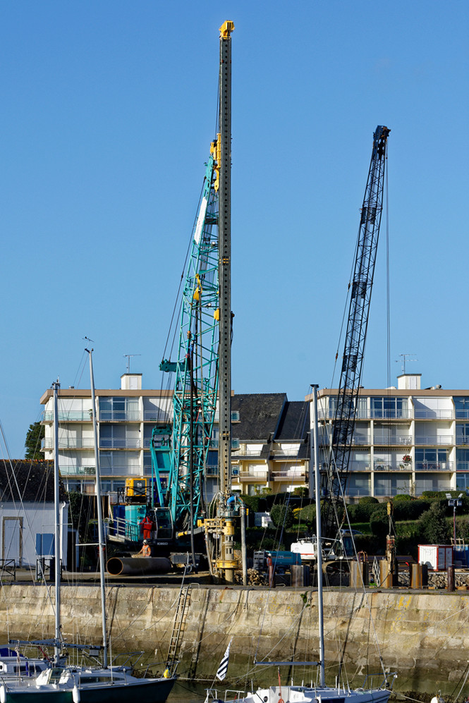 Chantier Port Haliguen Quiberon  2018 + 2019 + 2020 ! Dsc_1317