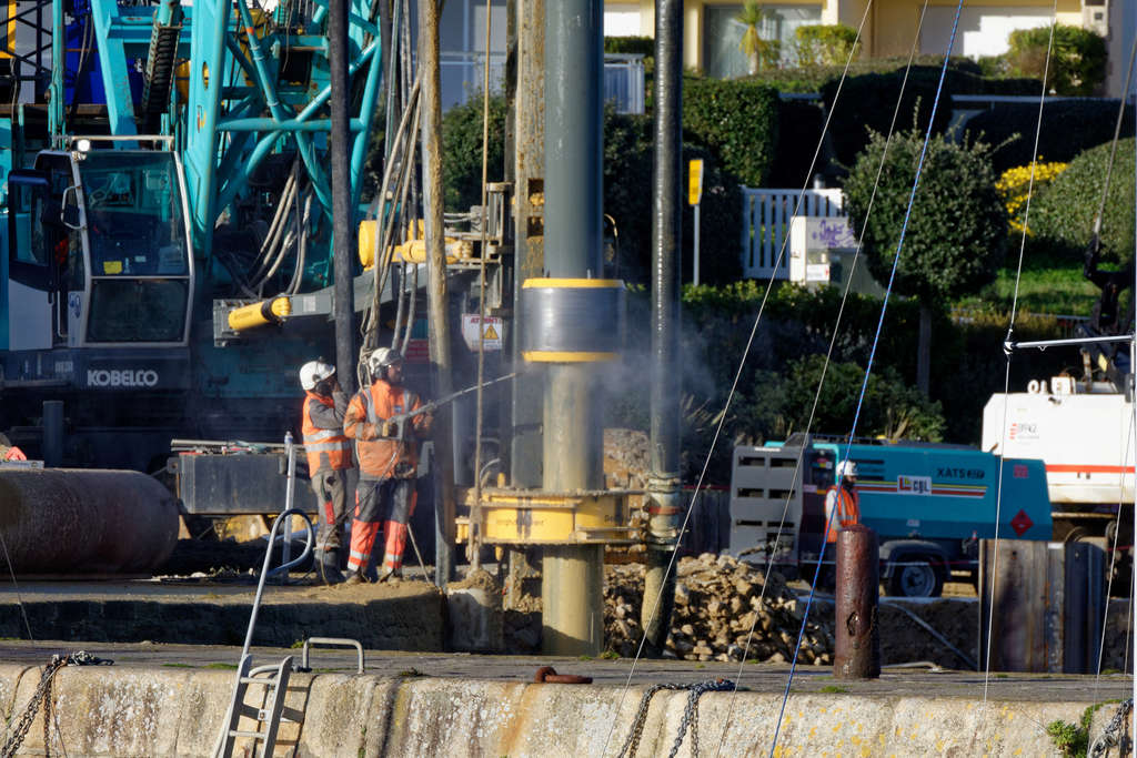 Chantier Port Haliguen Quiberon  2018 + 2019 + 2020 ! Dsc_1321