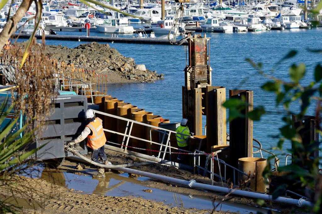 Chantier Port Haliguen Quiberon  2018 + 2019 + 2020 ! Dsc_1323