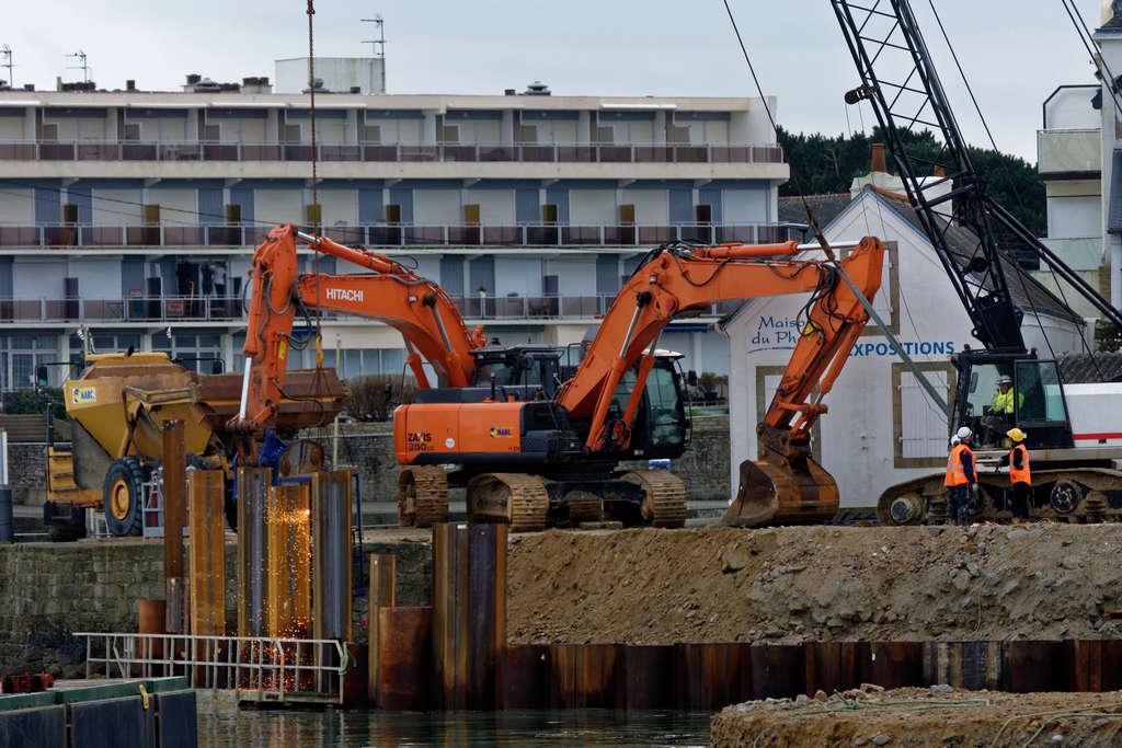 Chantier Port Haliguen Quiberon  2018 + 2019 + 2020 ! Dsc_1628