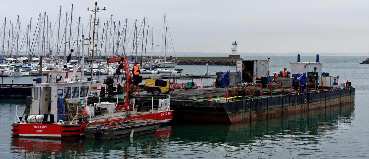 Chantier Port Haliguen Quiberon  2018 + 2019 + 2020 ! Dsc_1716