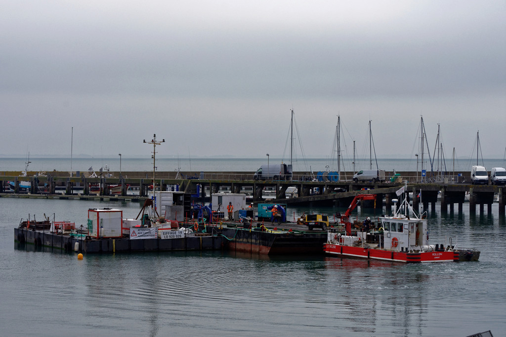 Chantier Port Haliguen Quiberon  2018 + 2019 + 2020 ! Dsc_1718