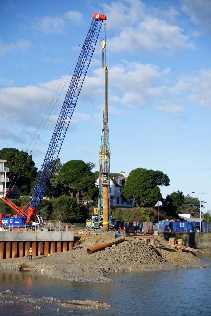 Chantier Port Haliguen Quiberon  2018 + 2019 + 2020 ! Dsc_1721