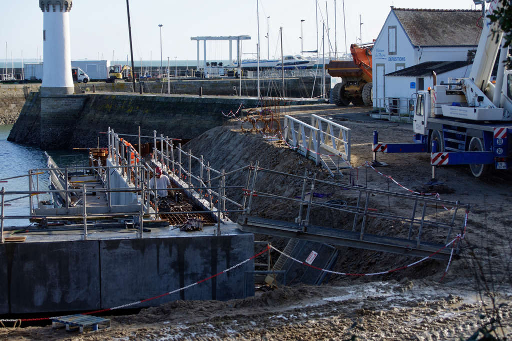Chantier Port Haliguen Quiberon  2018 + 2019 + 2020 ! Dsc_1723