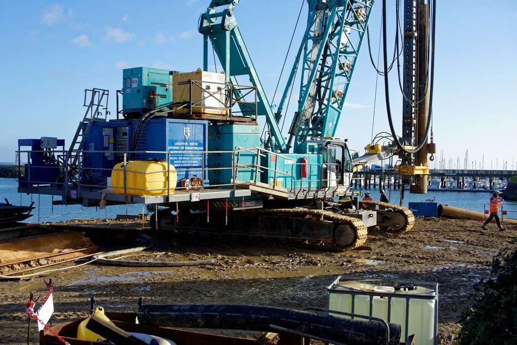 Chantier Port Haliguen Quiberon  2018 + 2019 + 2020 ! Dsc_1725
