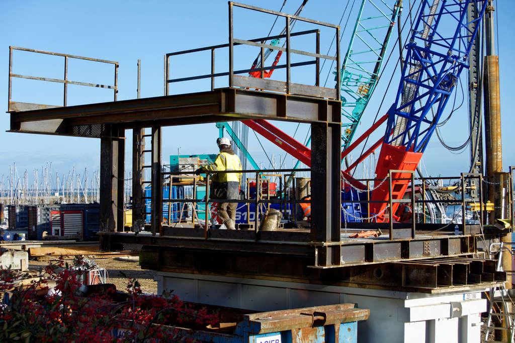 Chantier Port Haliguen Quiberon  2018 + 2019 + 2020 ! Dsc_1726
