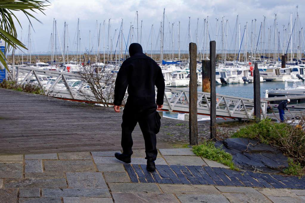 Chantier Port Haliguen Quiberon  2018 + 2019 + 2020 ! Dsc_1816