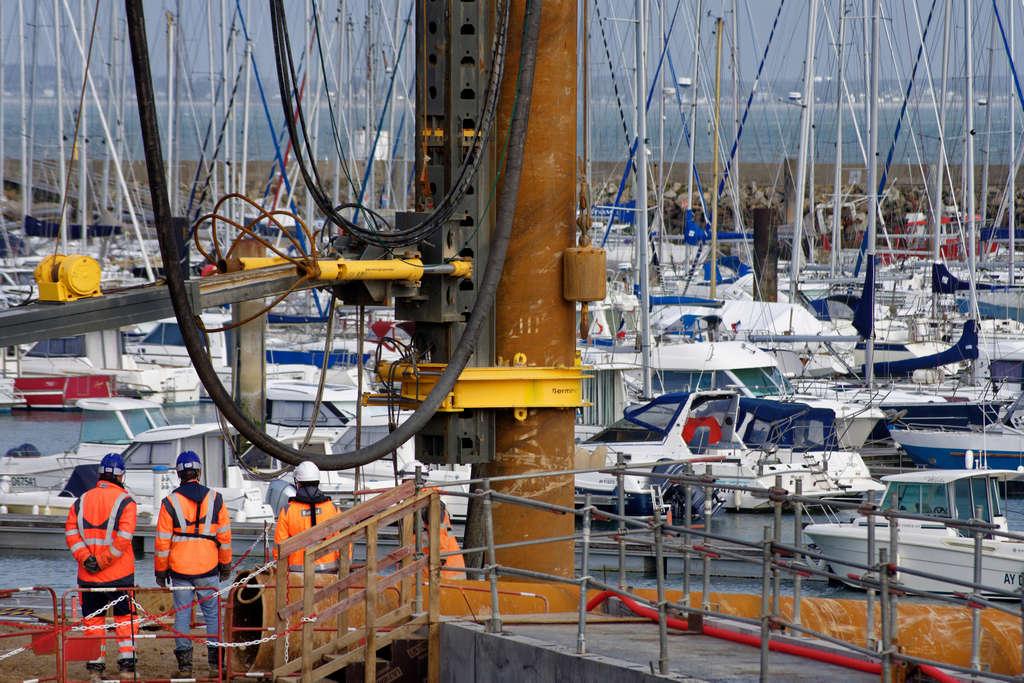 Chantier Port Haliguen Quiberon  2018 + 2019 + 2020 ! Dsc_1819