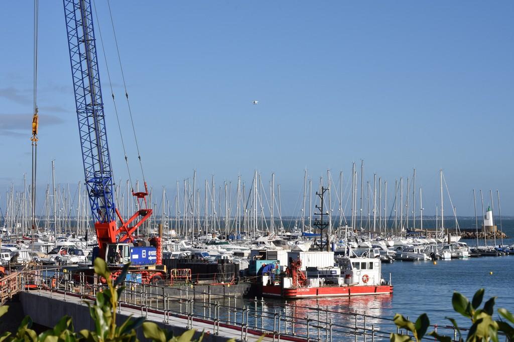 Chantier Port Haliguen Quiberon  2018 + 2019 ! - Page 2 Dsc_1821