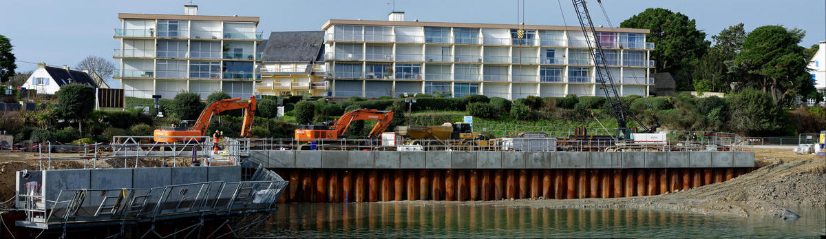 Chantier Port Haliguen Quiberon  2018 + 2019 ! - Page 2 Dsc_1921