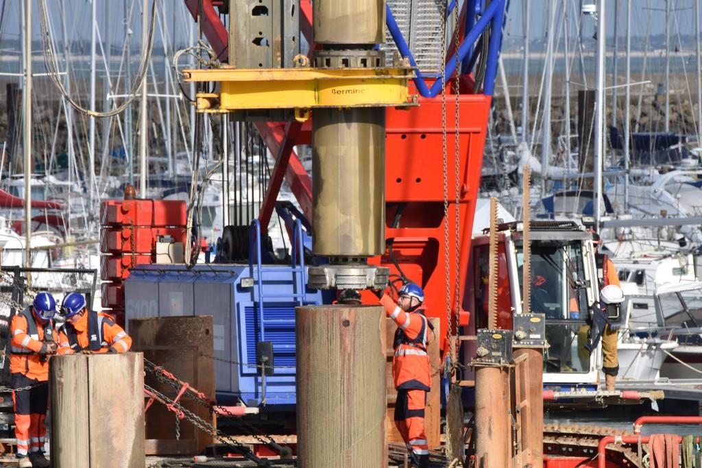 Chantier Port Haliguen Quiberon  2018 + 2019 ! - Page 2 Dsc_2017