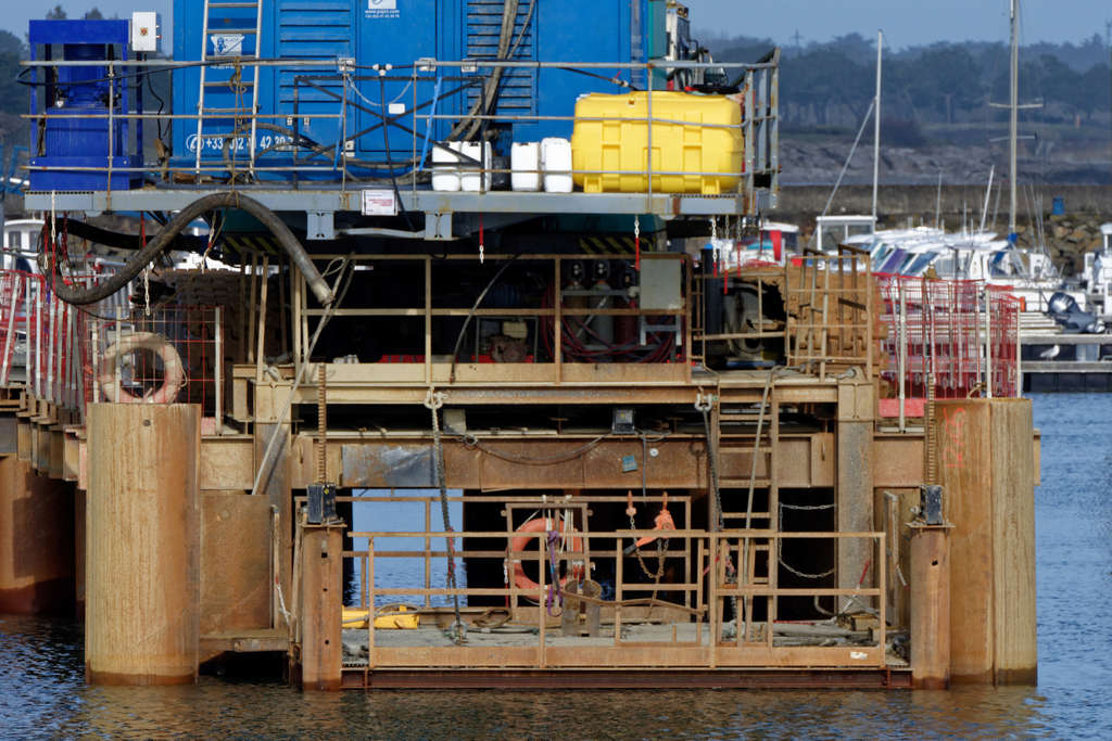 Chantier Port Haliguen Quiberon  2018 + 2019 ! - Page 2 Dsc_2121