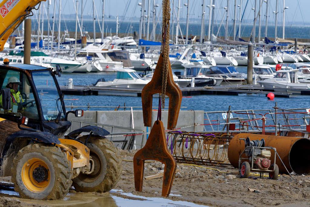 Chantier Port Haliguen Quiberon  2018 + 2019 ! - Page 2 Dsc_2130
