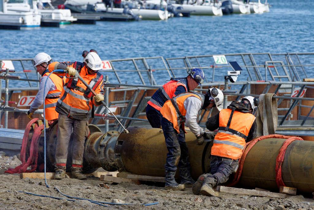 Chantier Port Haliguen Quiberon  2018 + 2019 ! - Page 2 Dsc_2134