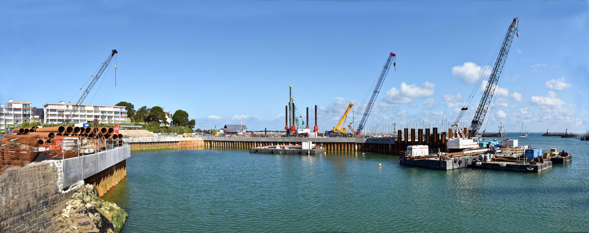 Chantier Port Haliguen Quiberon  2018 + 2019 + 2020 + 2021 ! - Page 3 Dsc_2731