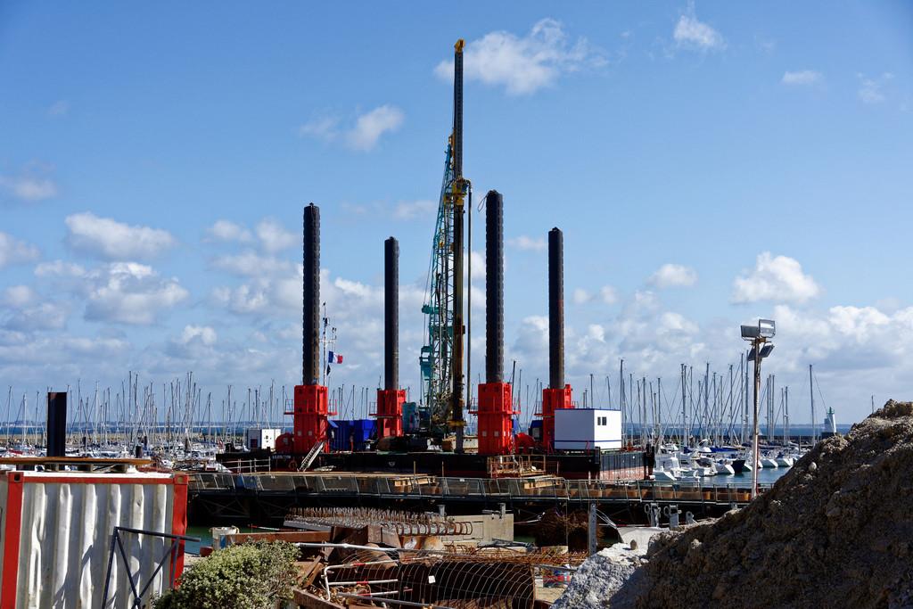 Chantier Port Haliguen Quiberon  2018 + 2019 + 2020 + 2021 ! - Page 3 Dsc_2733