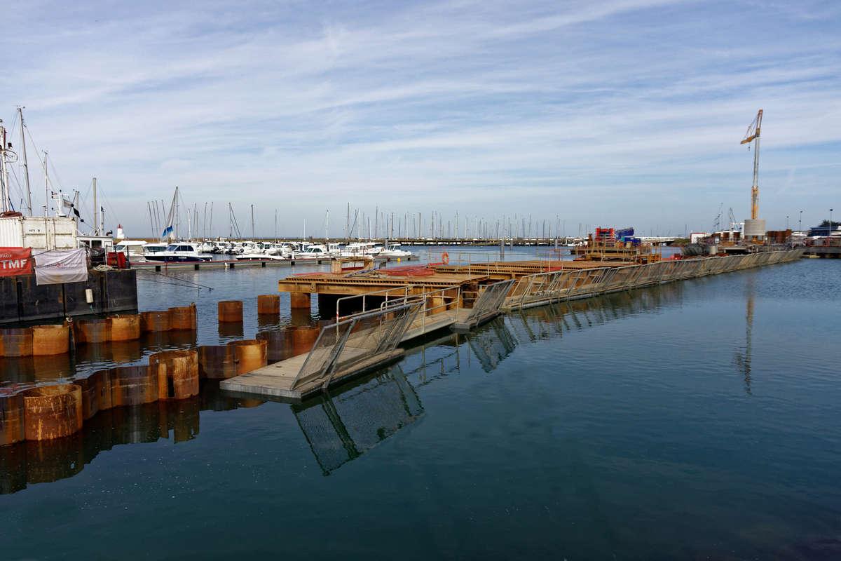 Chantier Port Haliguen Quiberon  2018 + 2019 + 2020 + 2021 ! - Page 3 Dsc_3223