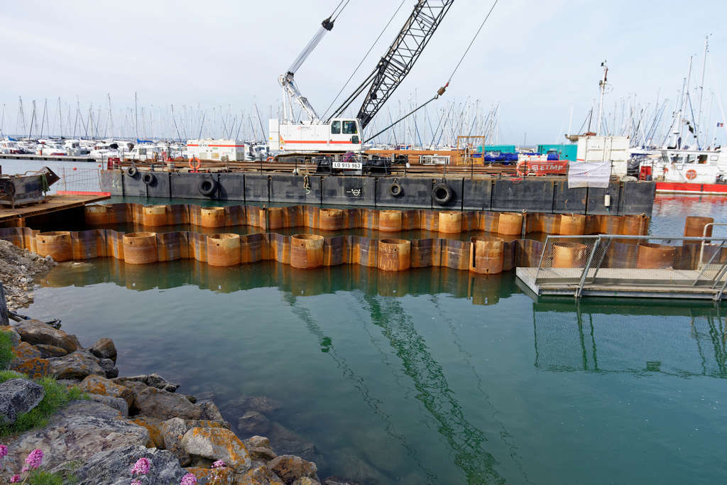 Chantier Port Haliguen Quiberon  2018 + 2019 + 2020 + 2021 ! - Page 3 Dsc_3224
