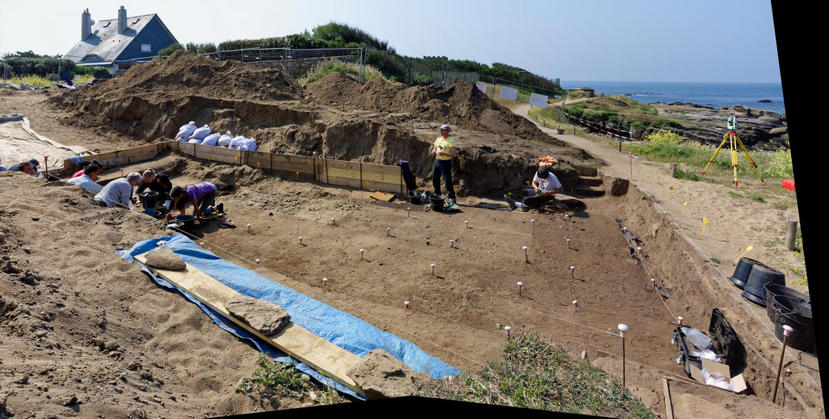 """fouilles archéologiques """"Beg Er Vil"""" Quiberon  Dsc_3228"""
