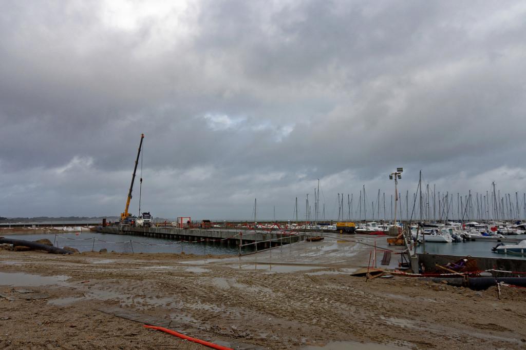 Chantier Port Haliguen Quiberon  2018 + 2019 + 2020 ! - Page 4 Dsc_4917