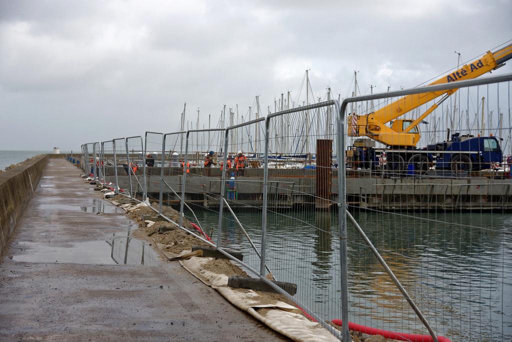 Chantier Port Haliguen Quiberon  2018 + 2019 + 2020 ! - Page 4 Dsc_4918