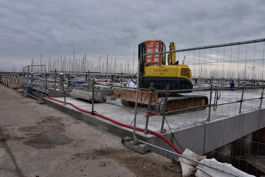 Chantier Port Haliguen Quiberon  2018 + 2019 + 2020 ! - Page 4 Dsc_4922