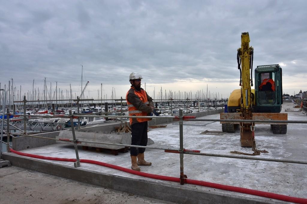 Chantier Port Haliguen Quiberon  2018 + 2019 + 2020 ! - Page 4 Dsc_4931