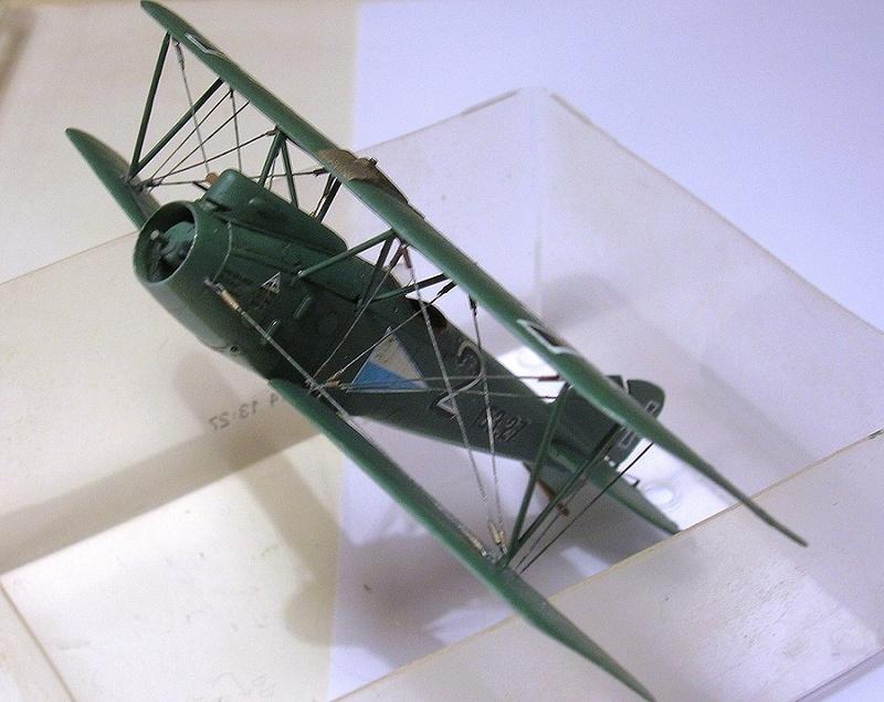 Albatros D-III Oeffag début de série 153 / Roden 1/72 - Page 2 Montag11