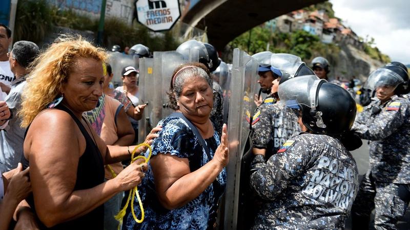 La situation au Venezuela Colere10