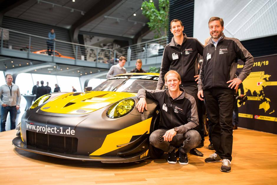 24 Heures du Mans. Le Project 1 Motorsport dévoile sa 911 247a8e10