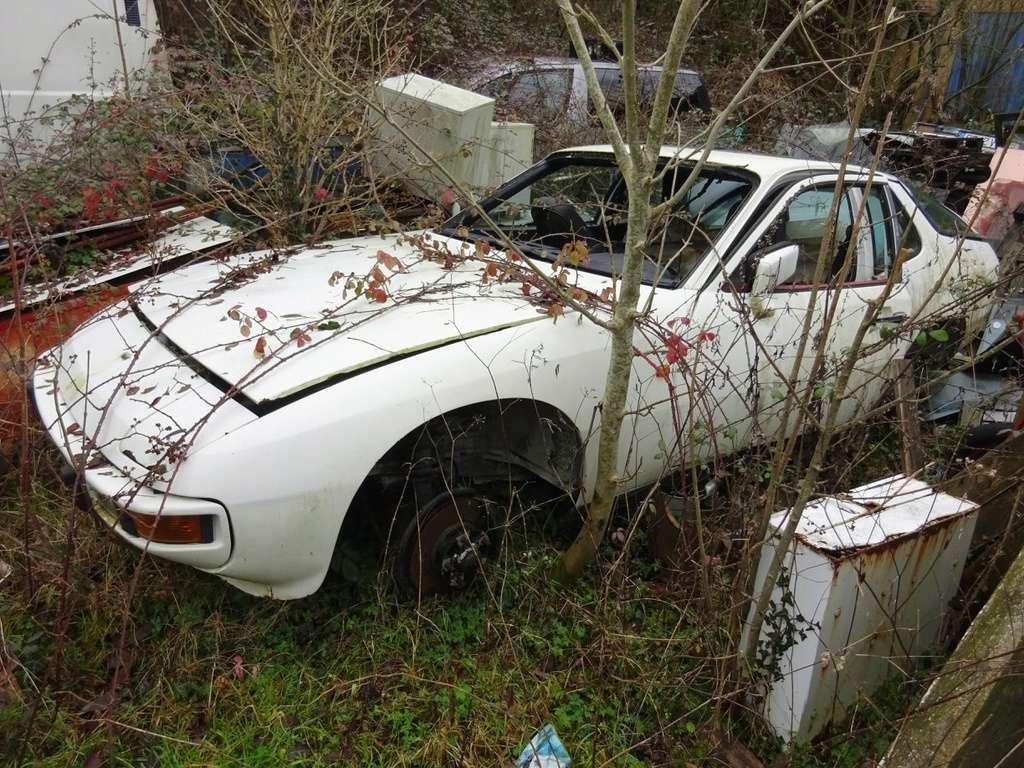 Photos de Porsche à restaurer - Page 12 29872610
