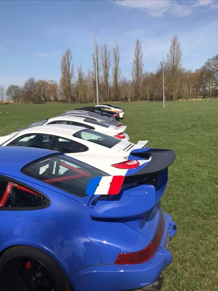 Porsche Rhônes Alpes de passage chez nous 30261110