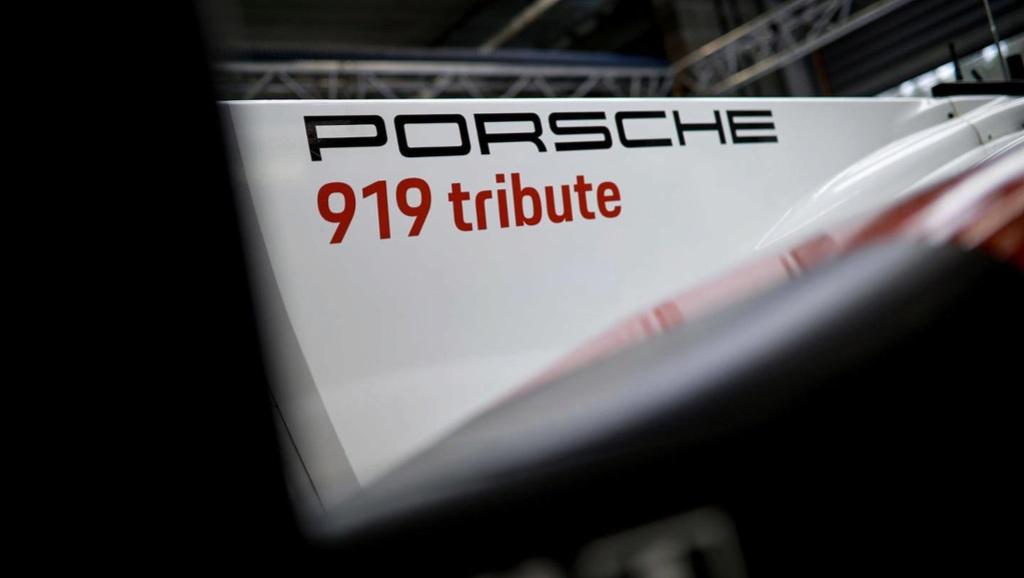 La Porsche 919 Hybrid fait tomber le record du tour à Spa 30624610