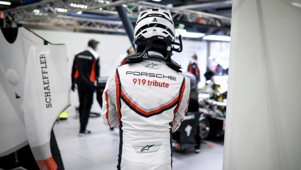 La Porsche 919 Hybrid fait tomber le record du tour à Spa 30706010