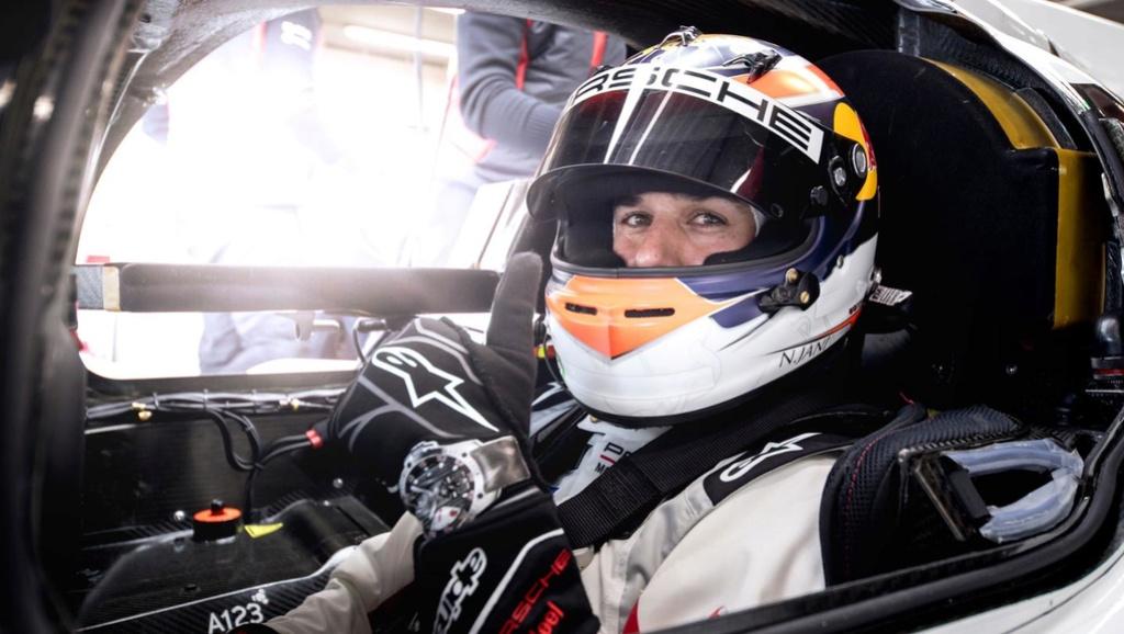 La Porsche 919 Hybrid fait tomber le record du tour à Spa 30706810