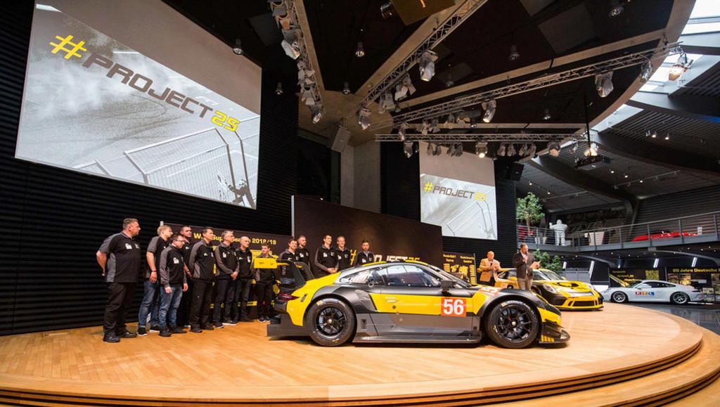 24 Heures du Mans. Le Project 1 Motorsport dévoile sa 911 4e4a1611