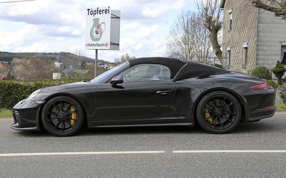 Moteur de GT3 pour la future Porsche 911 Speedster type 991 Cette-10
