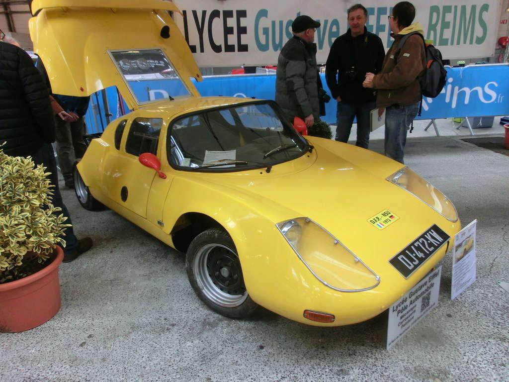 Départ du Monte Carlo Historique Cimg6661