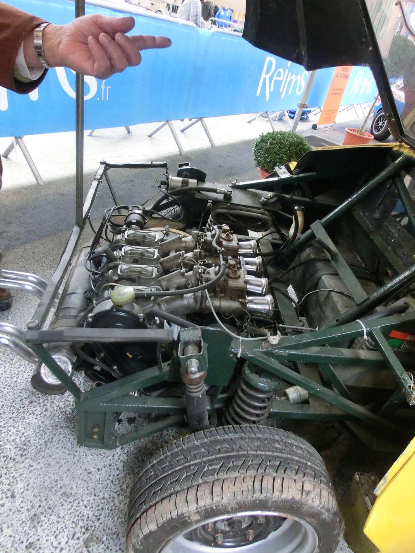 Départ du Monte Carlo Historique Cimg6668
